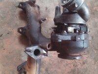 TURBO VW PASSAT B6 1 9TDI 105 CP 03G253019K COD MOTOR BLS BXE BKC