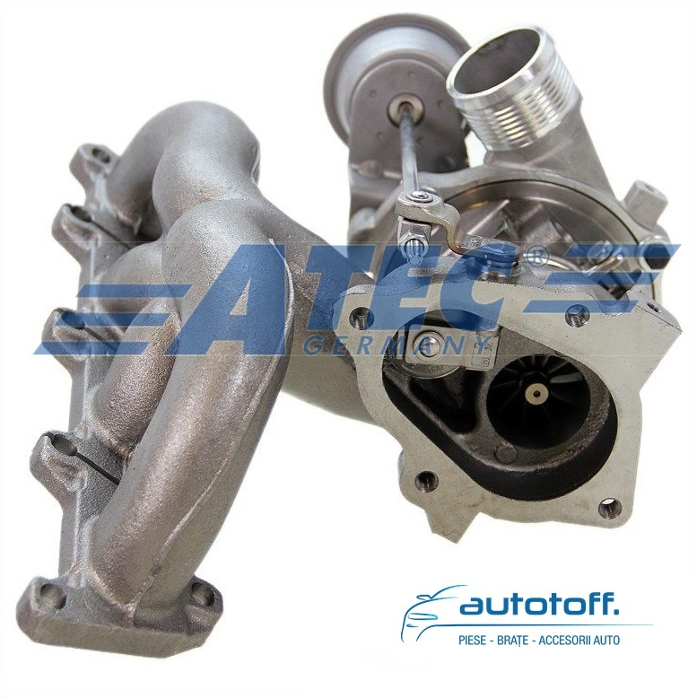 Turbo VW Sharan 1.4 TSI - NOU
