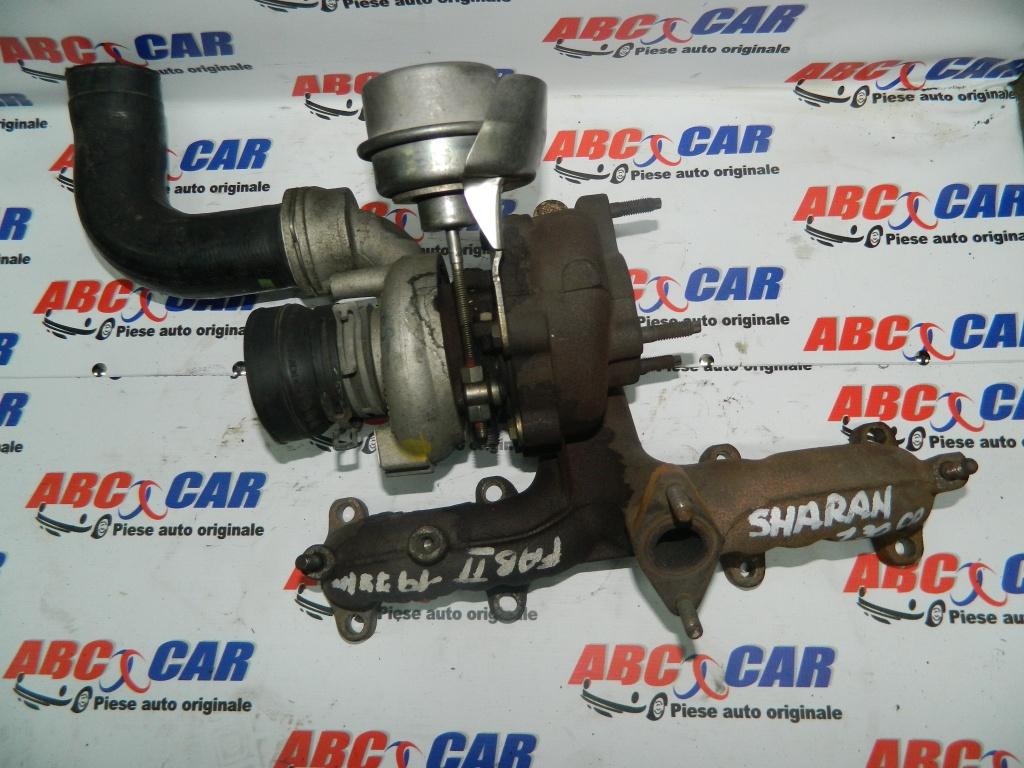 Turbo VW Sharan 1.9 TDI 130 CP Cod: 038253010B