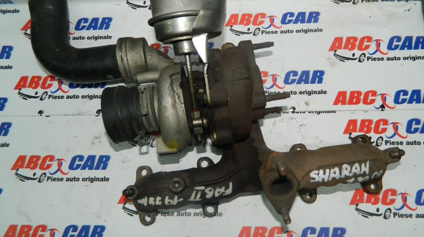 Turbo VW Sharan 1.9 TDI 130 CP Cod: 038253010B