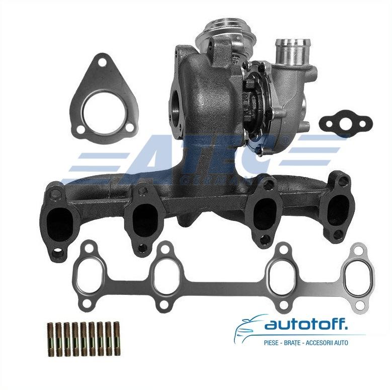 Turbo VW Sharan 1.9 TDI - NOU