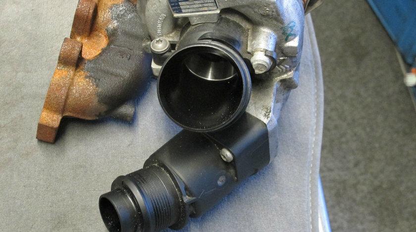 Turbosuflanta, 03L253056G, Skoda Octavia 2, 2.0tdi, CFHF