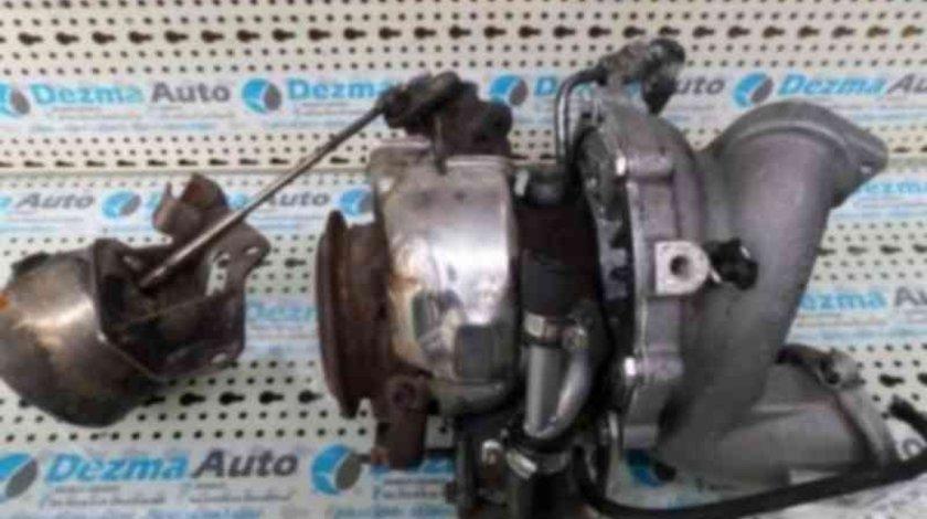 Turbosuflanta 53269700001, 501385200014, Bmw X3 (E83) 3.0 d