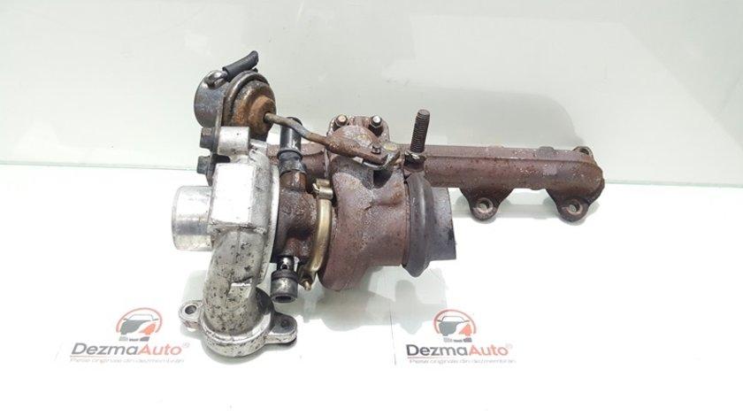 Turbosuflanta, 9657530580, Ford Fiesta 5 1.6 tdci din dezmembrari