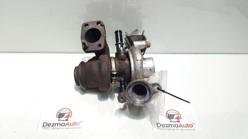 Turbosuflanta 9685293080, Ford Fiesta 5, 1.6 tdci din dezmembrari