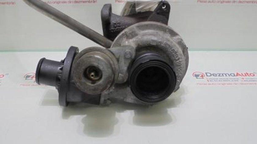 Turbosuflanta A668096, Mercedes Clasa A (W168) 1.7cdi