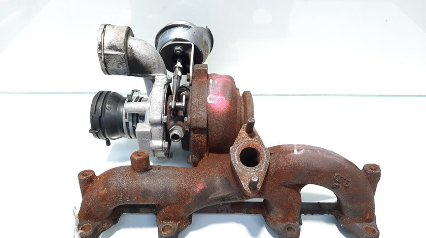 Turbosuflanta, Audi A3 (8P1) [Fabr 2003-2012] 1.9 tdi, BKC, 03G253014F (id:419634)
