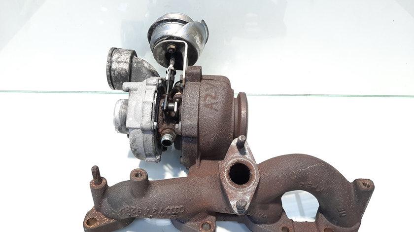 Turbosuflanta, Audi A3 (8P1) [Fabr 2003-2012] 2.0 tdi, AZV, 03G253019H (id:419580)