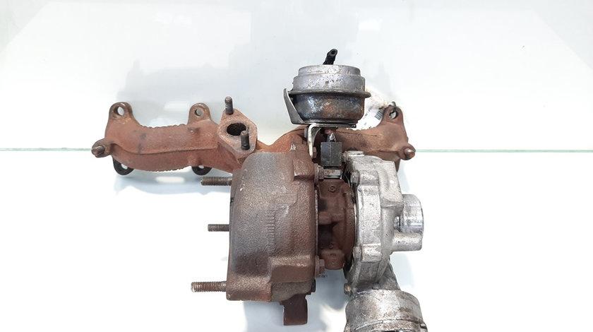Turbosuflanta, Audi A6 (4F2, C6) [Fabr 2004-2010] 2.0 tdi, BLB, 038145702G (id:420811)