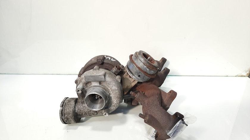 Turbosuflanta, Audi A6 (4F2, C6) [Fabr 2004-2010] 2.0 tdi, BLB, 038145702G (id:420798)