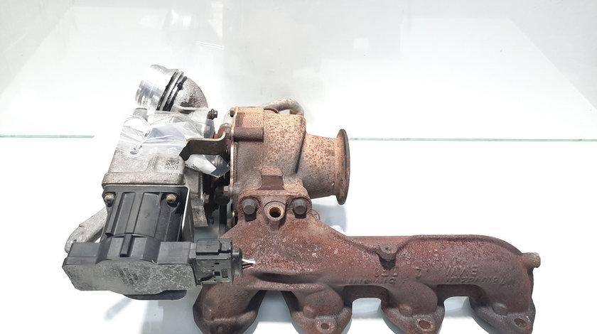 Turbosuflanta, Bmw X3 (E83) [Fabr 2003-2009] 2.0 D, N47D20C, 781019901A