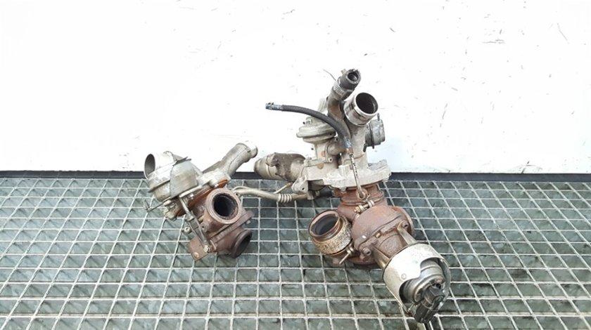 Turbosuflanta, Citroen C5 (II) Break 2.2 hdi, 9686782580, 778087-0001