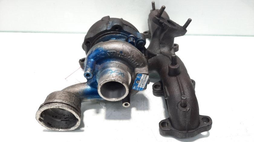 Turbosuflanta, cod 038253014B, Skoda Fabia 1 (6Y2) 1.9 tdi, AXR (id:473385)