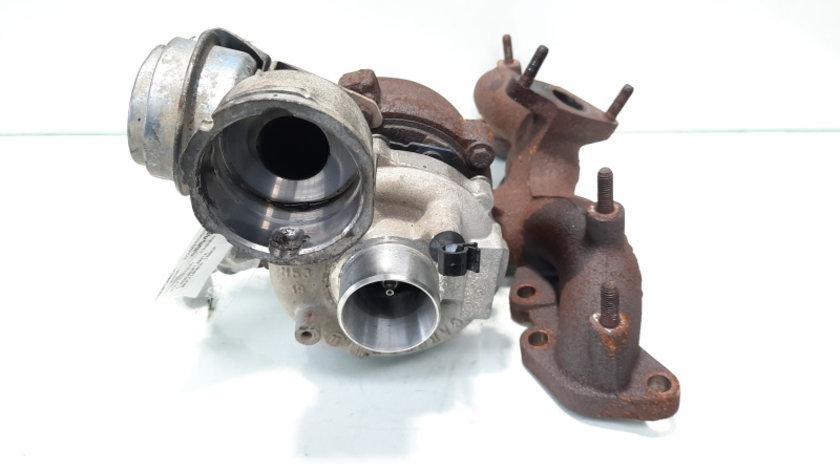 Turbosuflanta, cod 03G253014H, VW Touran (1T1, 1T2), 2.0 TDI, AZV (idi:466499)