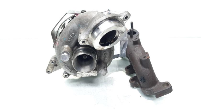 Turbosuflanta, cod 03L253016T, VW Golf 6 (5K1) 1.6 tdi, CAY (id:470226)