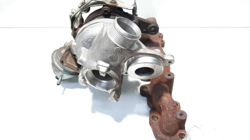 Turbosuflanta, cod 04L253016H, Audi A3 (8V1), 1.6 TDI, CLHA (idi:369828)