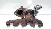 Turbosuflanta, cod 24461825, Opel Vectra C, 2.0 dt...