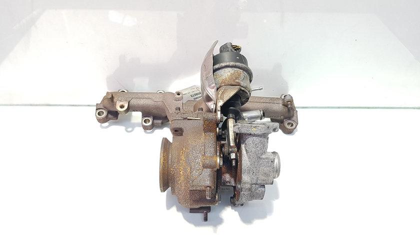 Turbosuflanta, cod 55233062, 54351014875, Alfa Romeo Mito (955) 1.3 M-JET, 199B4000