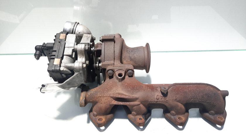 Turbosuflanta, cod 851947504E, Bmw X1 (E84), 2.0 diesel, N47D20C