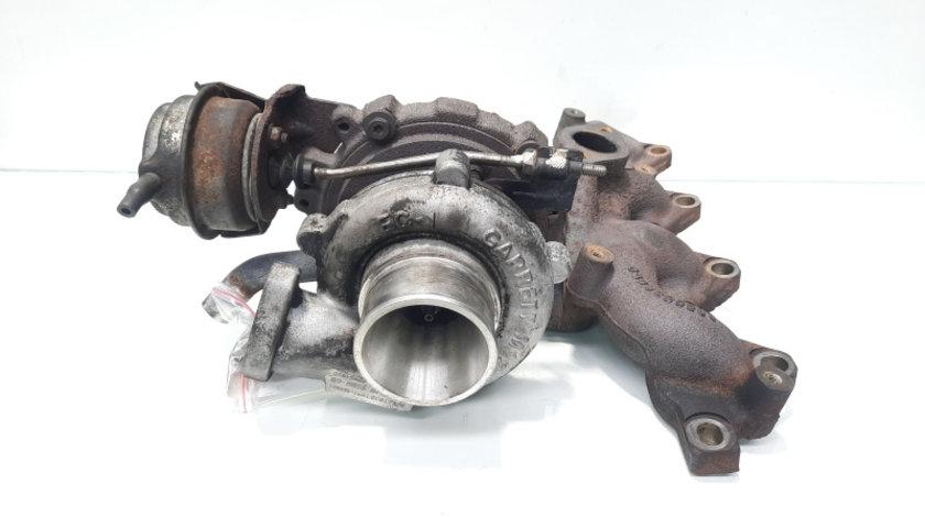 Turbosuflanta, cod 8980536743, Opel Zafira B (A05) 1.7 cdti, Z17DTJ (id:474071)