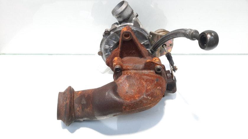 Turbosuflanta, cod 9622526980, Peugeot 607, 2.0 hdi, RHS (idi:475751)