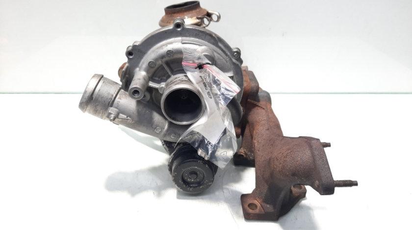 Turbosuflanta, cod 9645247080, Citroen Xsara Picasso, 2.0 HDI, RHY (idi:471972)