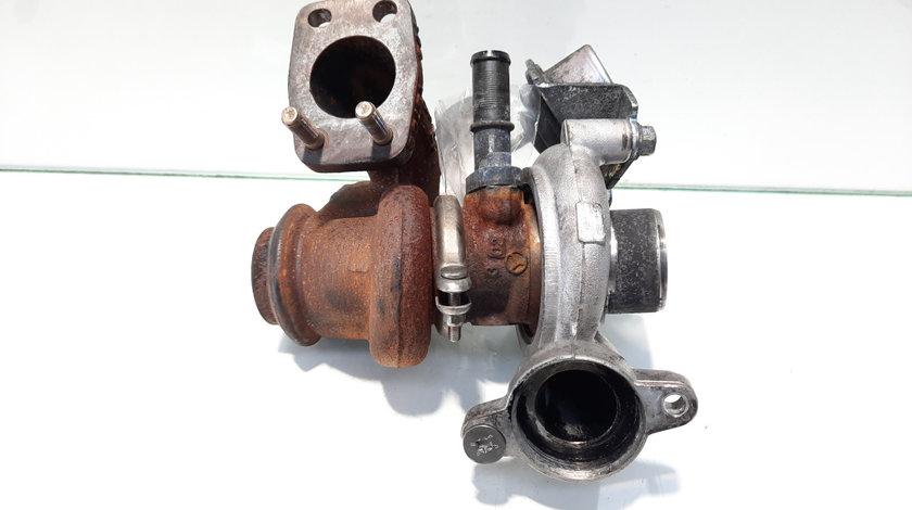Turbosuflanta, cod 9657603780, Citroen Xsara Picasso, 1.6 HDI, 9HX (idi:491118)