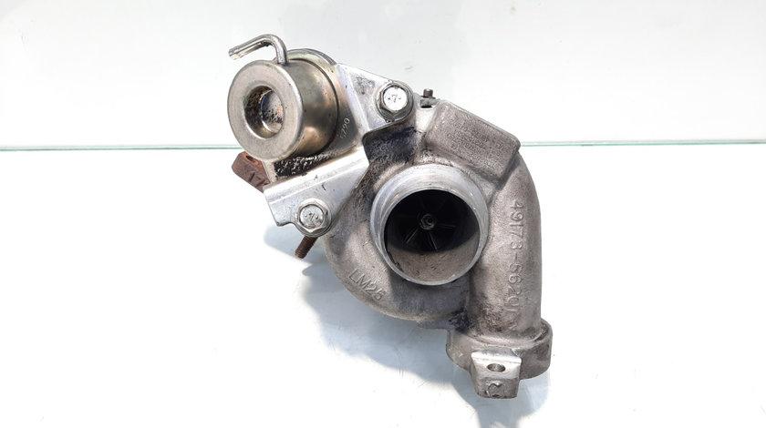 Turbosuflanta, cod 9657603780, Peugeot 307 SW, 1.6 HDI, 9HX (idi:467747)