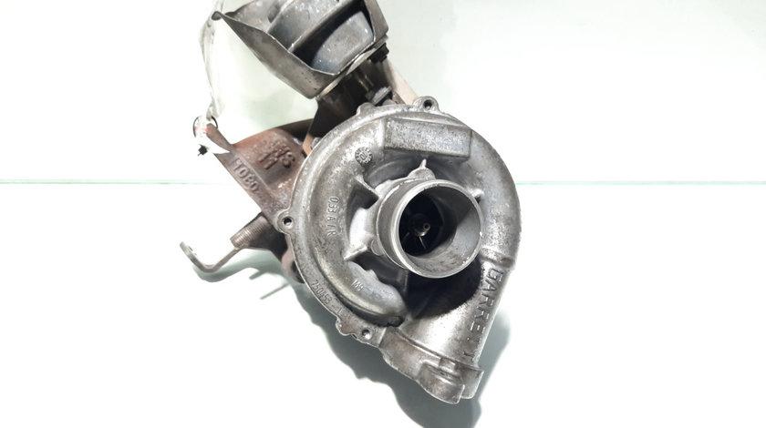 Turbosuflanta, cod 9663199280, Peugeot 307, 1.6 HDI, 9HY (idi:480414)