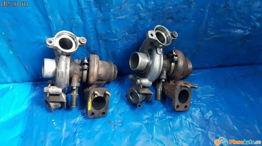 Turbosuflanta cod 9682881380 peugeot 307 1.6 hdi 9hx 90 cai