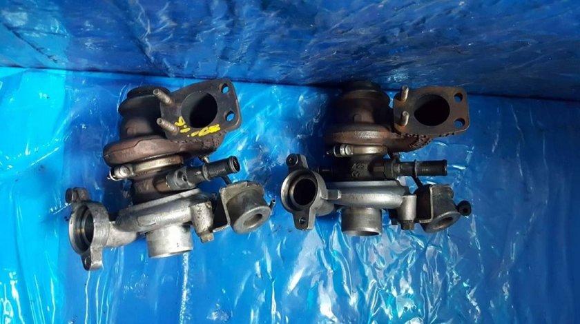 Turbosuflanta cod 9682881380 peugeot partner 1.6 hdi 9hx 90 cai
