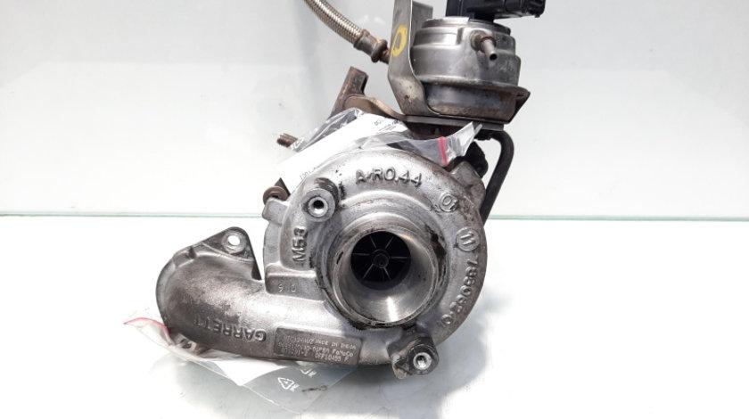 Turbosuflanta, cod 9686120680, Ford Focus 3, 1.6 TDCI, T1DB (id:469349)