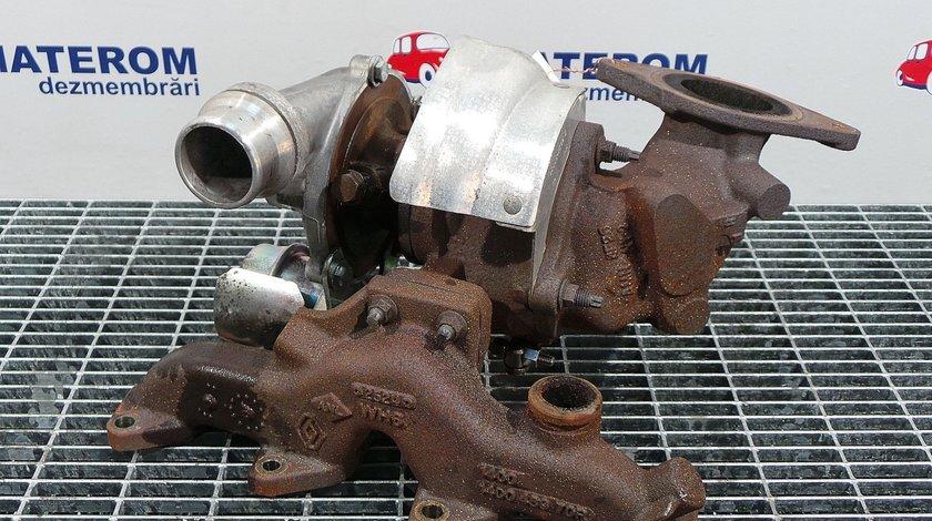 TURBOSUFLANTA DACIA LOGAN II 1.2 benzina (2012 - 10-2019-02)