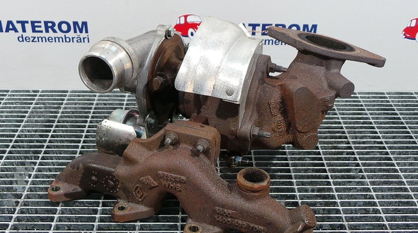 TURBOSUFLANTA DACIA LOGAN MCV II 1.2 benzina (2013 - 02-2019-04)