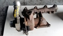 Turbosuflanta ford focus 1.8 tdci