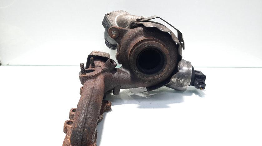 Turbosuflanta KKK, cod 03L253056G, VW Sharan (7N) 2.0 TDI, CFF (idi:298098)