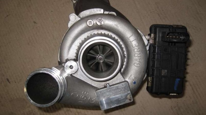 Turbosuflanta Mercedes,CHRYSLER,Jeep Motor V6 cod motor OM642,A6420901480