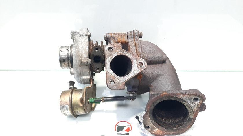 Turbosuflanta, Opel Astra G Combi (F35) [Fabr 1998-2004] 1.7 dti, X17DTL, GM90530995 (id:424934)