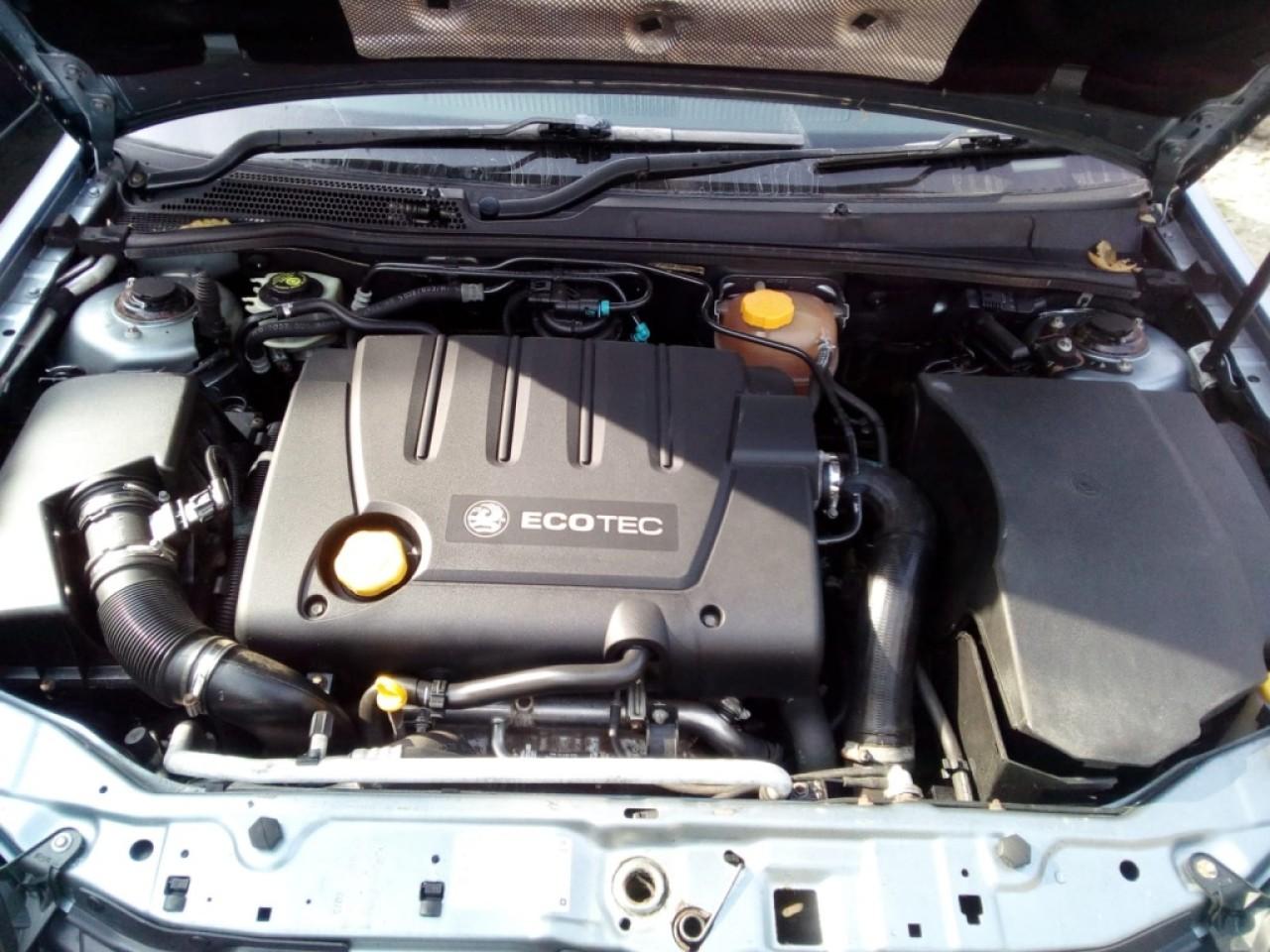 Turbosuflanta Opel Vectra C 2.0 2005