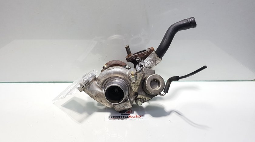 Turbosuflanta, Peugeot 307, 1.6 hdi, 9HX, 9657603780 (id:394632)