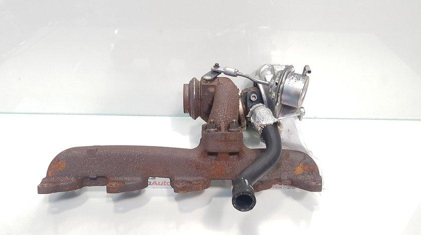 Turbosuflanta, Peugeot 307 SW, 1.6 hdi, cod 9685293080 (id:363021)
