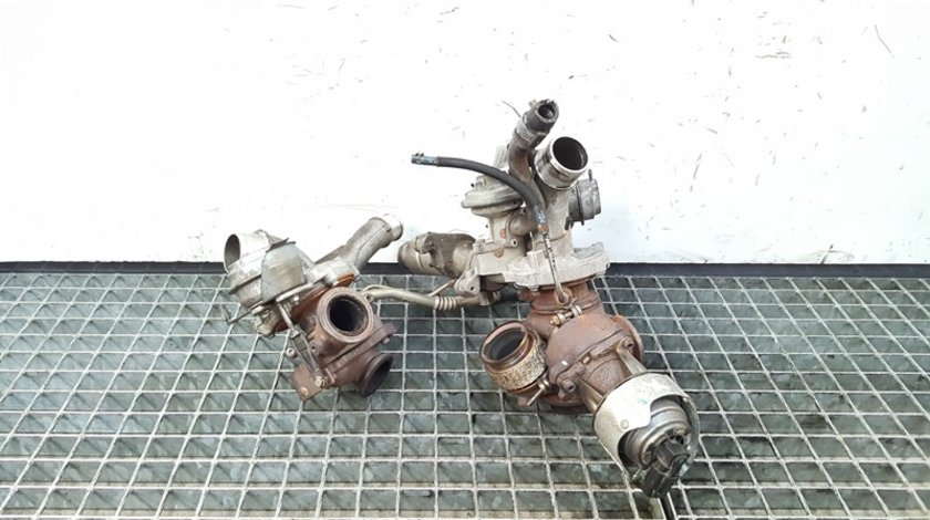 Turbosuflanta, Peugeot 607, 2.2 hdi, 770332-0001