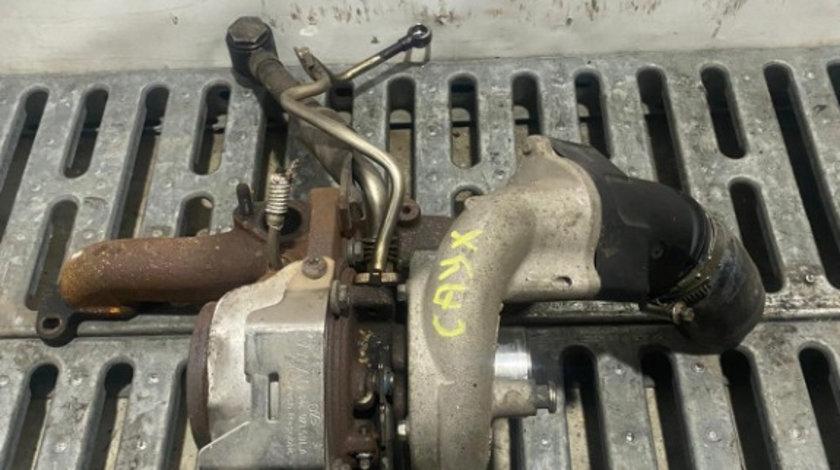 Turbosuflanta Turbina 1.6 tdi CAY cod: 03L253016T , Skoda Superb 2 , Volkswagen Golf 6 , Jetta , Passat B7 , (r