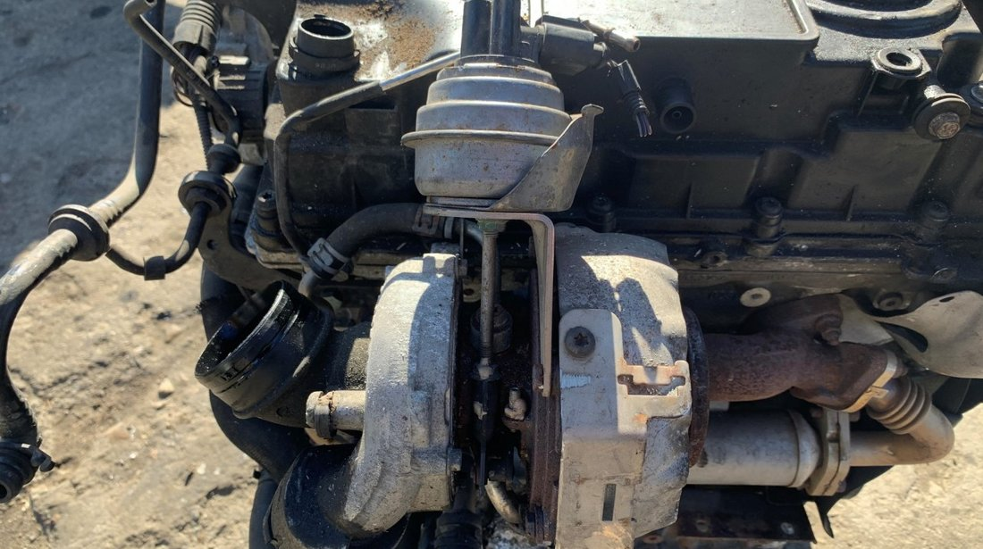 Turbosuflanta Volkswagen Passat B6 2.0 TDI TIp BMR 170 CP