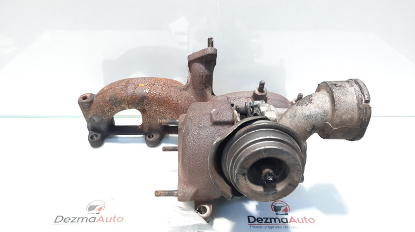 Turbosuflanta, Vw Bora Combi (1J6) [Fabr 1999-2005] 1.9 tdi, ASZ, 038253016F (id:444770)