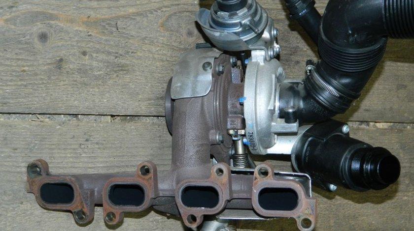 Turbosuflanta Vw Golf Plus 1.4Tsi