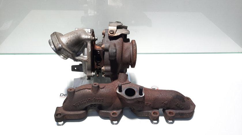 Turbosuflanta, Vw Passat (362) [Fabr 2010/08 - 2014] 2.0 tdi, CFF, 03L253056G (id:440240)