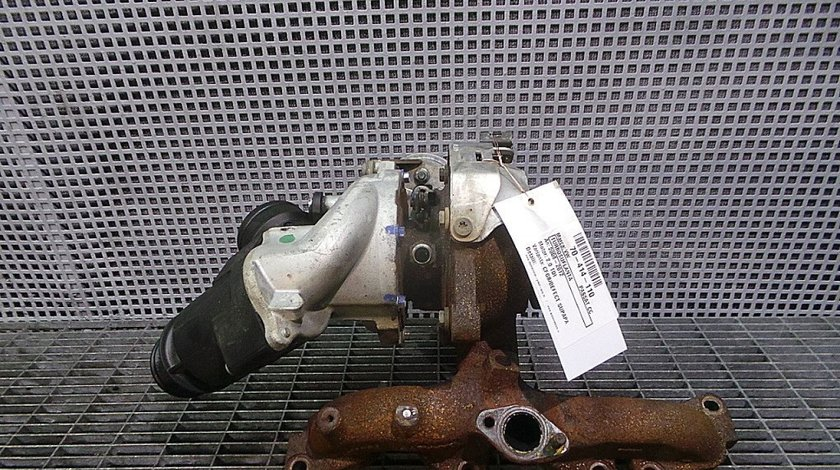 TURBOSUFLANTA VW PASSAT CC (357) 1.8 TSI benzina (2008 - 05-2012-01)
