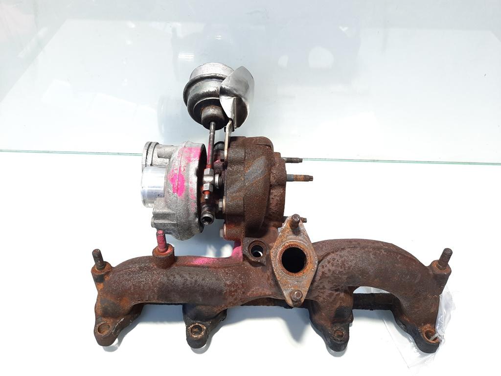 Turbosuflanta, Vw Sharan (7M8, 7M9, 7M6) [Fabr 1995-2010] 2.0 tdi, 03G253010E BRT (id:419627)