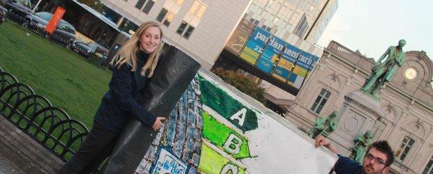 Turneul 'Tire art' marcheaza intrarea in vigoare a noii legislatii UE pentru anvelope